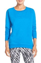 Women's Marc New York 'Yummy' Back Zip Fleece Pullover