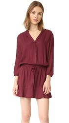 Soft Joie Parana Dress Merlot