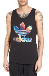 Adidas Men's Originals Trefoil Graphic Tank