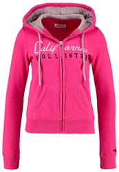 Hollister Co. Core Tracksuit Top Pink