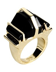 Hoss Intropia Rings Black