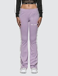 Palm Angels New Skinny Track Pants Purple