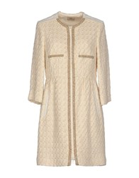 Coast Weber And Ahaus Coats And Jackets Coats Women Ivory