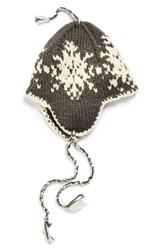 Junior Women's Capelli Of New York 'Snowflake' Earflap Beanie