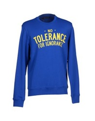Frankie Morello Sweatshirts Bright Blue
