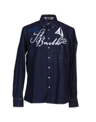 Gaastra Shirts Dark Blue