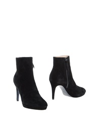 Roberto Festa Ankle Boots Black