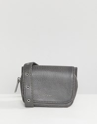 Matt And Nat Aki Waist Bum Bag Grey