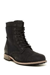 Levi's Wild Lace Up Boot Black