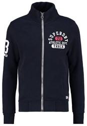 Superdry Tracksuit Top Truest Navy Dark Blue