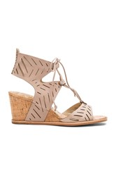 Dolce Vita Langly Wedge Taupe