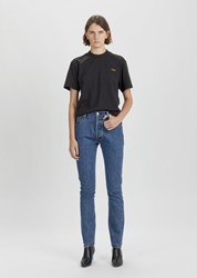 Vetements X Levi's High Waist Reworked Jeans Blue