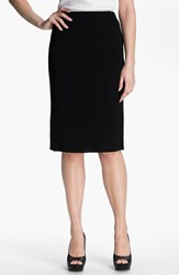 Ming Wang Women's Straight Skirt
