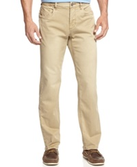 Tommy Bahama Big And Tall Montana Chino Pants Stone