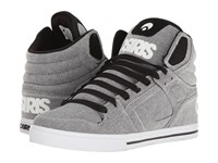 Osiris Clone Grey Oxford Men's Skate Shoes Gray