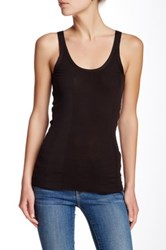 Inhabit Solid Tank Brown