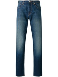 Paul Smith Ps By Tapered Jeans Blue