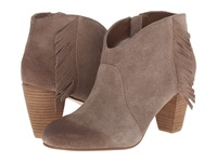 Tahari Camila Cabin Taupe Burnished Calf Suede Women's Boots