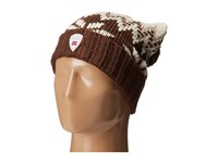 Dale Of Norway Myking Hat Firewood Off White Caps Brown