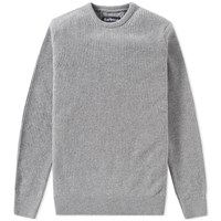 Barbour Bolmen Crew Neck Grey
