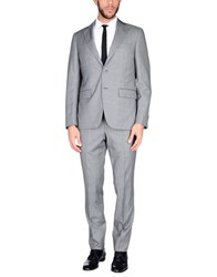 Angelo Nardelli Suits Grey