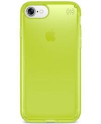 Speck Presidio Clear Iphone 7 Case Neon Yellow