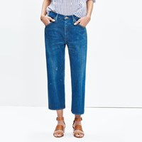 Madewell Chimala Vintage Baggy Cut Jeans