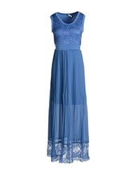 Fly Girl Dresses Long Dresses Women Pastel Blue