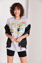 Urban Outfitters Space Jam Tee Grey