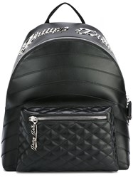 Philipp Plein Bangui Backpack Black