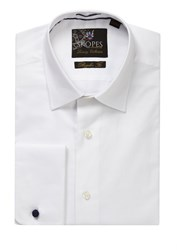 Skopes Men's Luxury Collection Formal Shirt White