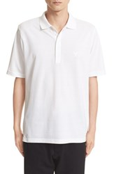 Y 3 Men's Seasonal Pique Polo