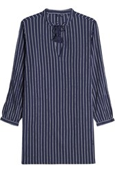 Woolrich Striped Cotton Tunic