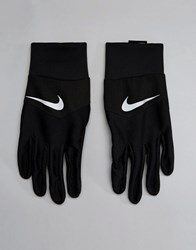Nike Running Dri Fit Tempo Gloves 2.0 In Black Rg.G6 003B