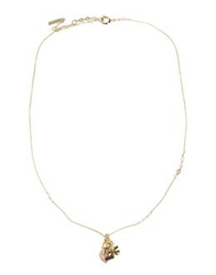 Les Nereides Necklaces Gold