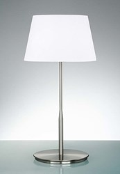 Holtkoetter 2628 Pia Table Lamp Silver