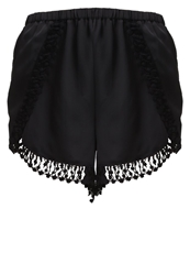 Lipsy Shorts Black