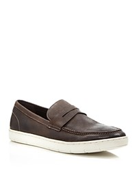 Gordon Rush Ashby Penny Loafers 100 Exclusive Espresso