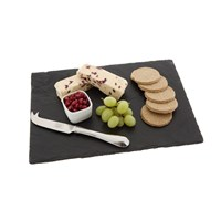 The Just Slate Company Rectangular Cheese Board