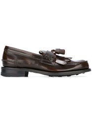 Church's 'Oreham' Loafers Brown