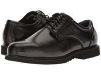Thorogood Uniform Classics Oxford High Shine Black Men's Work Boots