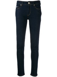 Versace Jeans Couture Skinny Jeans Blue