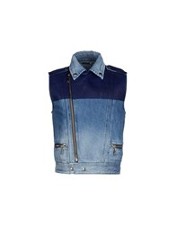 Just Cavalli Denim Denim Outerwear Men