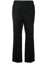Sofie D'hoore Loose Fit Straight Trousers Blue