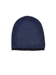 Vince Wool And Cashmere Beanie Twilight