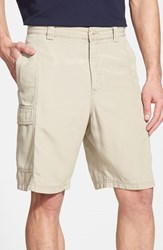 Tommy Bahama Men's Big And Tall 'Key Grip' Relaxed Fit Cargo Shorts Shoreline