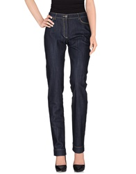 Piazza Sempione Denim Pants Blue