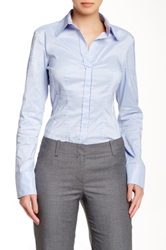 Hugo Boss Bashina Blouse Blue