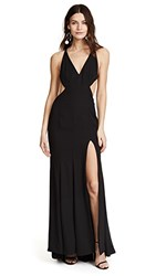 Fame And Partners The Nikita Dress Black