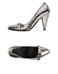 Cnc Costume National C'n'c' Costume National Pumps Silver